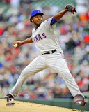 Neftali Feliz 2012 Action Photo