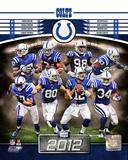 Indianapolis Colts 2012 Team Composite Photographie