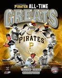 Pittsburgh Pirates All-Time Greats Photographie