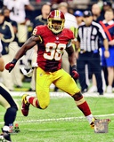 Brian Orakpo 2012 Action Photo