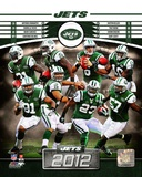New York Jets 2012 Team Composite Photo