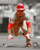 Mike Trout 2012 Spotlight Action Foto