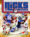 Hakeem Nicks 2012 Portrait Plus Photo