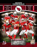 Arizona Cardinals 2012 Team Composite Photographie