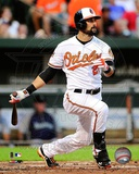 Nick Markakis 2012 Action Photo