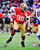 Aldon Smith 2012 Action Photo