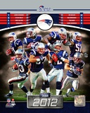 New England Patriots 2012 Team Composite Photo