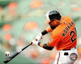 Nick Markakis 2012 Action Photographie