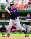Asdrubal Cabrera 2012 Action Photo