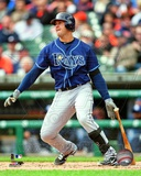 Evan Longoria 2012 Action Photo