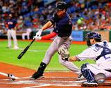 Jacoby Ellsbury 2012 Action Photo