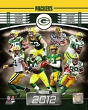 Green Bay Packers 2012 Team Composite Fotografía