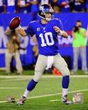 Eli Manning 2012 Action Photo