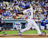 Hanley Ramirez 2012 Action Photo
