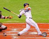 Carlos Pena 2012 Action Photo
