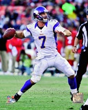 Christian Ponder 2012 Action Photo