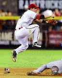 Stephen Drew 2012 Action Photo