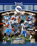 Tennessee Titans 2012 Team Composite Photo