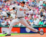 Zach Britton 2012 Action Photo