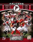 Atlanta Falcons 2012 Team Composite Photo