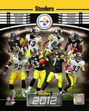 Pittsburgh Steelers 2012 Team Composite Photo