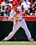 Mark Trumbo 2012 Action Photo