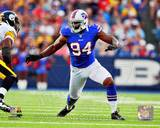 Mario Williams 2012 Action Photo