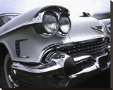 Cadillac Eldorado Stretched Canvas Print by Richard James