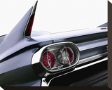 Cadillac Stretched Canvas Print by Richard James