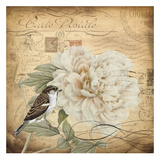 Vintage Bird I Prints by Carole Stevens