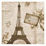 Eiffel Tower Posters by Carole Stevens