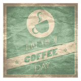 Coffee Prints by Jace Grey