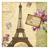Eiffel Tower Prints by Carole Stevens