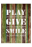 Play Prints by Jace Grey