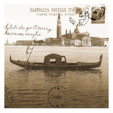 Vintage Venezia II Posters by Carole Stevens