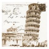 Carole Stevens - Vintage Pisa - Reprodüksiyon