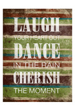 Laugh Prints by Jace Grey