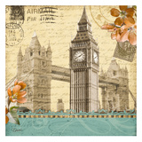 London Prints by Carole Stevens