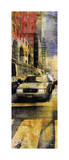 New York Taxi VIII Giclee Print by Sven Pfrommer