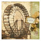 Ferris Wheel Posters by Carole Stevens