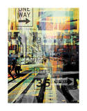 New York Style IV Giclee Print by Sven Pfrommer