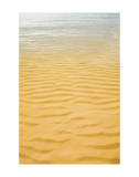 Ripples in the Sand Giclee Print by Michael Hudson