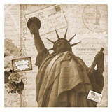 Lady Liberty Prints by Carole Stevens