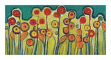 New Growth in Bloom Giclee Print by Jennifer Lommers