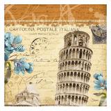Pisa Poster by Carole Stevens