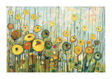 I'll Meet You For Martinis in the Poppy Garden Wydruk giclee autor Jennifer Lommers