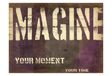 Imagine Posters by Grace Pullen