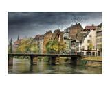 Strasbourg Giclee Print by Sabri Irmak