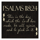 Psalms 118-24 Art by Taylor Greene