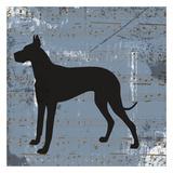Top Dog Print by Taylor Greene